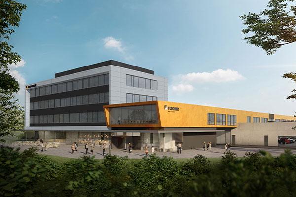 Ansicht der Referenz Fischer GmbH